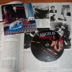 CDs de Música: VANGELIS RARITIES CD. Lote 147586866