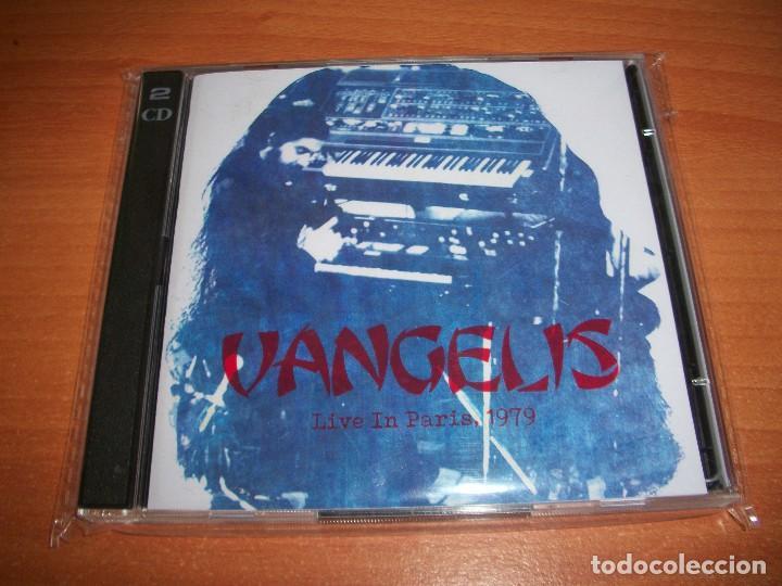 VANGELIS PARIS 1979 CD (Música - CD's New age)