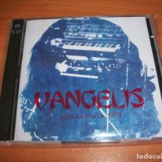 CDs de Música: VANGELIS PARIS 1979 CD. Lote 262187855