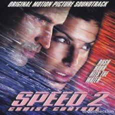 CDs de Música: SPEED 2: CRUISE CONTROL / VARIOS CD BSO. Lote 98717255