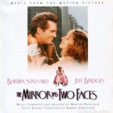 CDs de Música: THE MIRROR HAS TWO FACES / MARVIN HAMLISCH, BARBRA STREISAND CD BSO. Lote 98717923