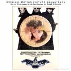 CDs de Música: THREE DAYS OF THE CONDOR / DAVE GRUSIN CD BSO - DRG. Lote 98723271