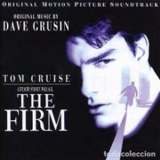 CDs de Música: THE FIRM / DAVE GRUSIN CD BSO. Lote 98723403