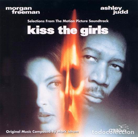 KISS THE GIRLS / MARK ISHAM CD BSO (Música - CD's Bandas Sonoras)
