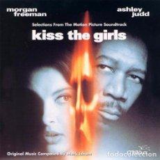 CDs de Música: KISS THE GIRLS / MARK ISHAM CD BSO. Lote 98723659