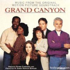 CDs de Música: GRAND CANYON / JAMES NEWTON HOWARD CD BSO. Lote 98723863
