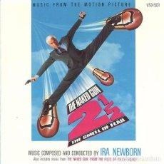 CDs de Música: THE NAKED GUN 2 1/2 / IRA NEWBORN CD BSO. Lote 98723963