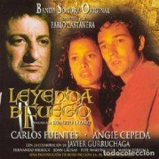 CDs de Música: LEYENDA DE FUEGO / PABLO CASTANERA CD BSO . Lote 98724863