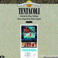 CDs de Música: TENTACOLI / STELVIO CIPRIANI CD BSO. Lote 98725207