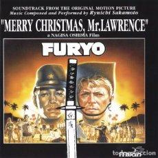 CDs de Música: MERRY CHRISTMAS, MR. LAWRENCE / RYUICHI SAKAMOTO CD BSO. Lote 98726079