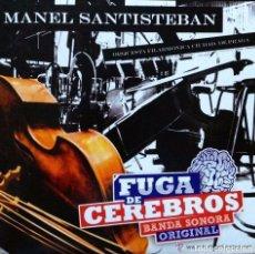 CDs de Música: FUGA DE CEREBROS -SCORE- / MANEL SANTISTEBAN CD BSO - CARDSLEEVE. Lote 98726211