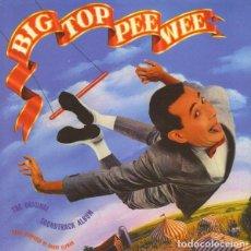 CDs de Música: BIG TOP PEE-WEE / DANNY ELFMAN CD BSO. Lote 98726431