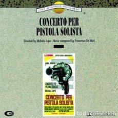 CDs de Música: CONCERTO PER PISTOLA SOLISTA / FRANCESCO DE MASI CD BSO. Lote 98726747