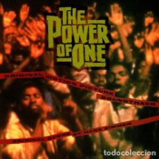 CDs de Música: THE POWER OF ONE / HANS ZIMMER CD BSO. Lote 98726863