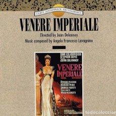 CDs de Música: VENERE IMPERIALE / ANGELO FRANCESCO LAVAGNINO CD BSO. Lote 98726919