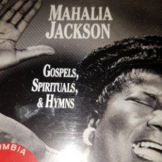 CDs de Música: EB5//MAHALIA JACKSON//GOSPELS,SPIRITUALS,HYMS.//2CD'S. Lote 98741790