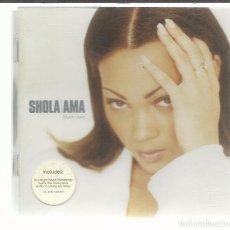 CDs de Música: SHOLA AMA - MUCH LOVE - CD WEA 1997. Lote 98758175