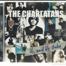 CDs de Música: CHARLATANS - US AND ONLY US - CD MCA 1999. Lote 98760855