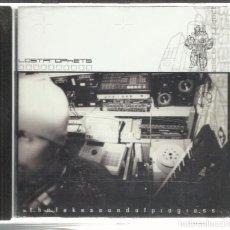 CDs de Música: LOSTPROPHETS - THE FAKE SOUND OF PROGRESS - CD SONY 2001. Lote 98761471