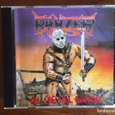 CDs de Música: PANZER: AL PIE DEL CAÑÓN. Lote 98762580