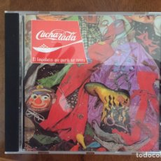 CDs de Música: CUCHARADA: EL LIMPIABOTAS QUE QUERÍA SER TORERO. Lote 98762827