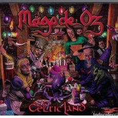 CDs de Música: CD DOBLE DE MAGO DE OZ-CELTIC LAND-TAPAS EN CARTON. Lote 98763203