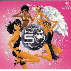 CDs de Música: CD TRIPLE HED KANDI-VARIOS-TAPA CARTON-TRIFOLD. Lote 98779271