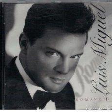 CD de Música: LUIS MIGUEL-CD ROMANCES. Lote 98780203