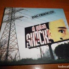 CDs de Música: DJ YULIAN SHOCK ! CD ALBUM DIGIPACK DEL AÑO 2004 ESPAÑA CONTIENE 14 TEMAS. Lote 98791943