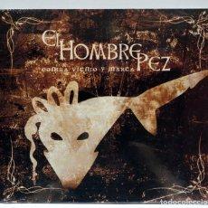 CDs de Música: EL HOMBRE PEZ - CONTRA VIENTO Y MAREA. Lote 98793095