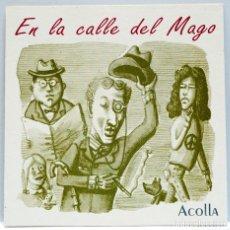 CDs de Música: ACOLLA– EN LA CALLE DEL MAGO . Lote 98815535