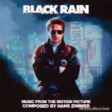 CDs de Música: BLACK RAIN -SCORE- / HANS ZIMMER 2CD BSO. Lote 98816771