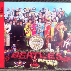 CDs de Música: THE BEATLES - SGT. PEPPER'S LONELY HEARTS CLUB BAND - CD APPLE/PARLOPHONE 2009 REMASTERIZADA.. Lote 98817015