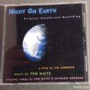 CDs de Música: TOM WAITS. NIGHT ON EARTH. EDICIÓN CON 16 TEMAS. Lote 98828779
