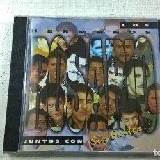 CDs de Música: LOS HERMANOS ROSARIO-JUNTOS CON SUS EXITOS-CD-AÑO 1995-12 TEMAS-N. Lote 98840567