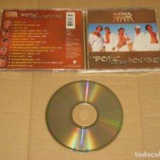 CDs de Música: THE BOYZ - BOYZ IN DA HOUSE (3984-21277-2) __ CD. Lote 98806419