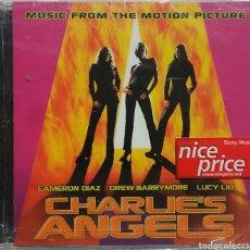 CDs de Música: CHARLIE'S ANGELS BSO. Lote 98858612