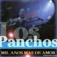 CDs de Música: LOS PANCHOS - MIL AÑOS MÁS DE AMOR - CD ALBUM - 16 TRACKS - TABATA, MÚSICA & LETRA - AÑO 2000. Lote 98881739