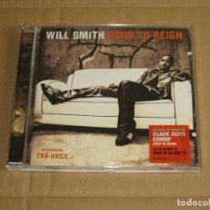 CDs de Música: WILL SMITH - BORN TO REIGN. Lote 98922139