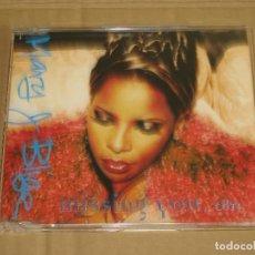 CDs de Música: MARY J. BLIGE - MISSING YOU CD II (4 CANCIONES) __ CD SINGLE. Lote 98936199