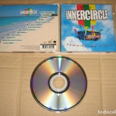CDs de Música: INNER CIRCLE - JAMAIKA ME CRAZY (3984-23949-2) __ CD. Lote 176310883