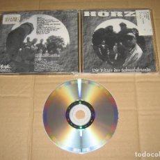 CDs de Música: HÖRZU - DIE RITTER DER SCHWAFELRUNDE (MOVE 7-015-2) RAP HIP HOP. Lote 98942407