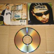CDs de Música: DJ KUN - LATIN KILOMBO __ CD. Lote 98942927
