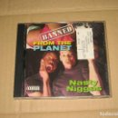 CDs de Música: NASTY NIGGAS - BANNED FROM THE PLANET (CRITIQUE 01624 15411-2). Lote 98944227