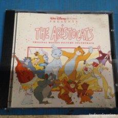 CDs de Música: CD BSO LOS ARISTOGATOS THE ARISTOCATS. Lote 98969283