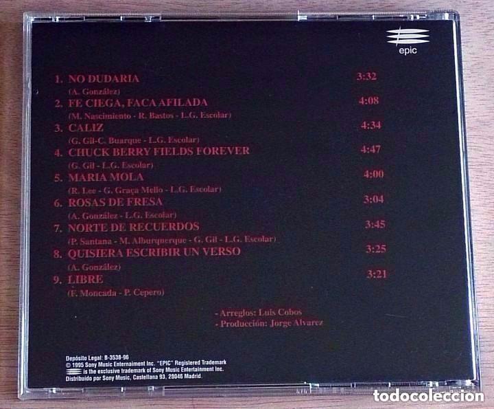 CDs de Música: Lo Mejor De Antonio / Antonio Flores / CD / Epic CBS 1996 - Foto 3 - 99053359