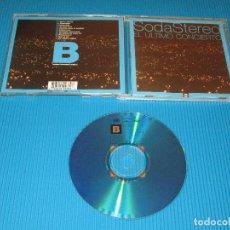 CDs de Música: SODA STEREO ( EL ULTIMO CONCIERTO B ) - CD - 74321-54476-2 - BMG - PRIMAVERA 0 - CAE EL SOL .... Lote 99069563