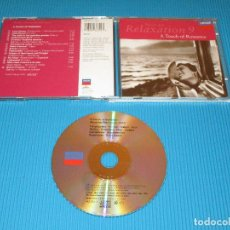 CDs de Música: MUSIC FOR RELAXATION VOL. 9 ( A TOUCH OF ROMANCE ) - CD - 443 334-2 - LONDON - LIEBESFREUD - EXTASE. Lote 99079367