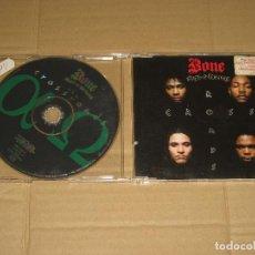 CDs de Música: BONE THUGS-N-HARMONY - THE CROSSROADS (3 CANCIONES)(12-663195-14) __ CD SINGLE. Lote 99087667