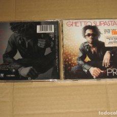 CDs de Música: PRAS - GHETTO SUPASTAR (491489 2) _ CD. Lote 99092215